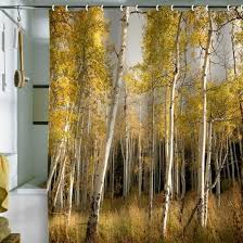 Valance For Bathroom Fabric Shower Curtains With Valance For Beautiful Bathrooms Nytexas