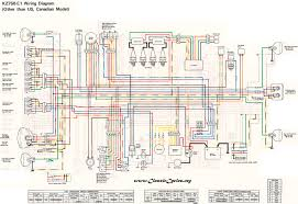 cbx wiring diagram the international cbx owners association bull