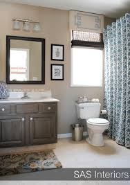 bathroom setup ideas 12 sensational standard sized bathrooms burger