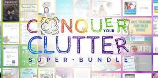 Organizing Clutter by Get 658 Of Conquering Your Clutter Eresources For Just 29 97