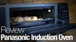 How A Toaster Oven Works Panasonic Nu Hx100s Countertop Induction Oven Review Reviewed