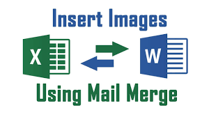 cara membuat mail merge di word 2013 insert image using mail merge from excel to word document youtube