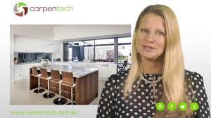 carpentech custom kitchen cabinets perth video youtube