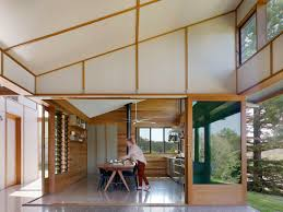 dogtrot house lakeside luxury glamping dunn u0026 hillam architects