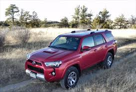2014 toyota 4runner trail edition for sale 2015 toyota 4runner trail is still ready to go wherever