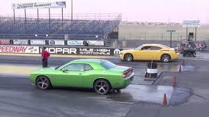 Dodge Challenger Length - 2012 dodge challenger srt8 392 vs 2006 charger daytona rt youtube