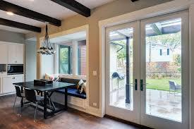 Custom Patio Door Custom Wood Interior Doors Glenview Haus Custom Doors And Wine