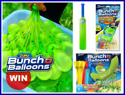 bunch balloons kids lounge testers bunch o balloons review s lounge