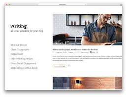 best blog themes ever 30 best blog wordpress themes for corporate personal fashion