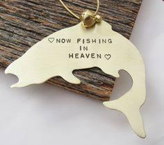 fishing in heaven fisherman memorial gift bereavement