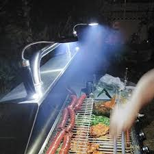 led bbq grill lights ludopam barbecue led bbq grill light set magnetic mount grilling