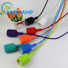 stripe muuto e27 e26 pendant light socket lamp stripe silicone