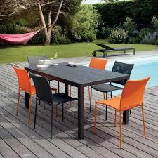 Salon De Jardin Palette by Table De Salon De Jardin Orange U2013 Qaland Com