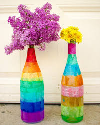 Vase Made From Plastic Bottle 88 Outstanding Craft Projects Using Glass Jars Feltmagnet