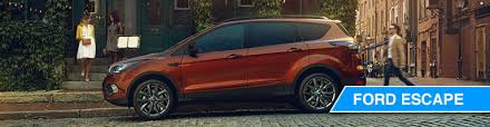 difference between ford fusion se and sel 2017 ford edge se vs sel