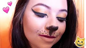 snapchat cat filter inspired makeup lulibean youtube