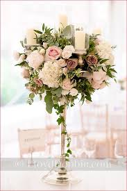 flower centerpieces for weddings stunning floral centerpieces with candles such a