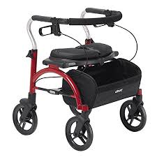 senior walkers with wheels top 15 rollator walkers with seat 2018 reviews vbestreviews