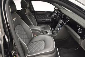 bentley mulsanne black 2016 2016 bentley mulsanne stock 7107 for sale near westport ct ct