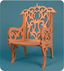 Wood Dollhouse Furniture Plans Free by