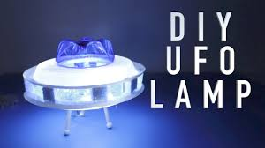 how to make a cool flying saucer diy ufo projects plastic