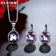 sterling silver wedding gifts aliexpress buy eleshe 925 sterling silver wedding gift