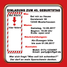 geburtstagseinladungsspr che 60 einladungskarten zum geburtstag einladungskarte partyalarm