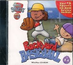 Backyard Baseball 10 Amazon Com Backyard Baseball Software