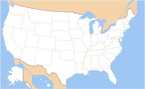 Hollywood Usa Map by File Map Of Usa Without State Names Svg Wikimedia Commons