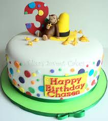 curious george cakes curious george 139 cakes cakesdecor