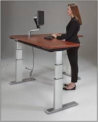 Adjustable Stand Up Desk Ikea Standing Corner Desk Ergonomic Gaming Computer Desk Office