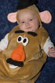 Potato Head Halloween Costume Fiber November 2009
