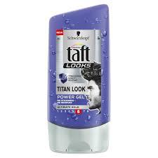 buy taft titan look gel at lowest price deobazaar com