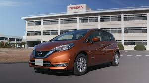 nissan note 2017 report