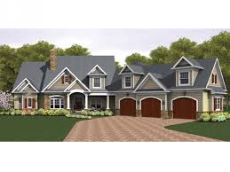 one colonial house plans colonial house plan with great room one level plans eplans