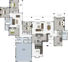 5 bedroom house floor plans 5 bedroom 3 bath house plans 3d homes zone inside 29 lovely