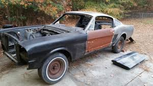 mustang fastback 1965 ford mustang fastback 1965 project no rust for sale in aiken