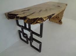 Modern Wood Desk Modern Wood Desk Or Console Mecox Gardens Foyer Pinterest