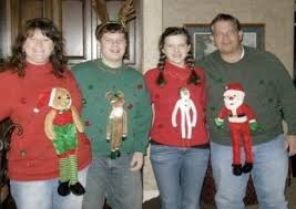 pictures your ugly christmas sweaters fox 4 kansas city wdaf tv