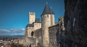 carcassonne south of france la cité de carcassonne