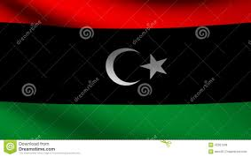 Lybian Flag Libya Flag Stock Footage Illustration Of North Nation 42367248