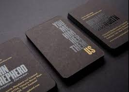 Massage Therapy Business Cards 10 Elegant Uncoated Business Card Designs