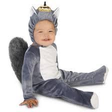 Infant Toddler Tiger Costume Squirrel Baby Toddler Costume Target