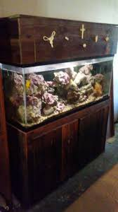 Decoration Of Fish Tank Pallet Fish Tank Stand Has Decorative Knot Hood U2022 1001 Pallets