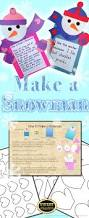 how to make writing paper 108 best january for school images on pinterest winter contains templates to make a snowman craft writing frame includes templates