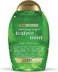 Shoo Ogx spectacular deal on ogx strength tea tree mint shoo 13
