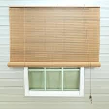 Sun Blocking Window Treatments - window blinds pull up window blinds cheap mini matchstick sheer