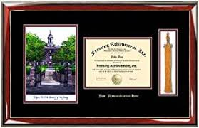harvard diploma frame buy personalized harvard lithograph diploma frame with
