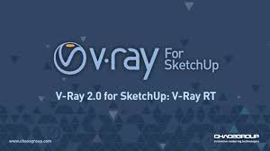 v ray 2 0 for sketchup v ray rt cpu and gpu 720p youtube