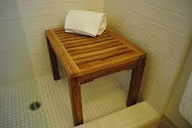 amazon com new grade a teak shower bench sauna or steamroom